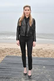 <b>Amber Heard</b> - <b>Amber Heard</b> Photos - Saint Laurent <b>Mens</b> Spring ...