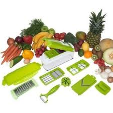 Терка для овощей с контейнером и <b>сменными насадками</b> ...