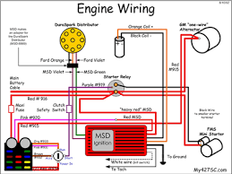 one wire alternator wiring diagram please ffcars com factory here s john hudson s excellent schematic