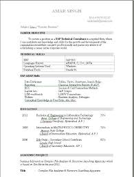 sd sample free download sample sap mm consultant cover letter
