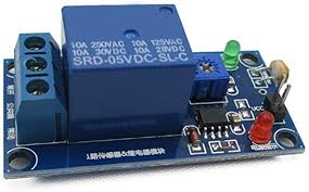 Cloud Sensor 5V <b>Photosensitive Resistance Sensor And</b> Relay ...