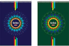 "<b>Блокнот</b> 60 листов, A5, ""<b>Four colour"", на</b> спирали, жесткая ..."