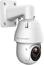 Amcrest Outdoor PTZ POE Camera, Pan/Tilt/ 12x ... - Amazon.com