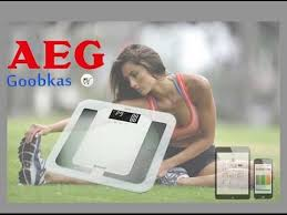 <b>Весы</b> диагностические <b>AEG</b> PW 5653 BT - YouTube