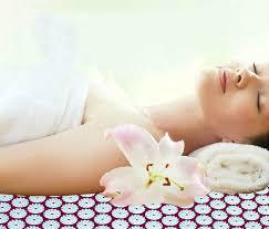 Purple <b>Yoga Mat Massager Massage</b> cushion Acupressure Mat ...