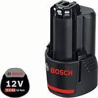 <b>Аккумулятор BOSCH</b>, GBA <b>12V</b> 3.0Ah Professional - купить в ...
