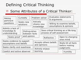 ideas about Critical Thinking on Pinterest   Thinking Skills     Invitation by Design