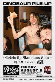 <b>DINOSAUR PILE</b>-<b>UP</b> : <b>Celebrity</b> Mansions Tour – Tickets – The ...