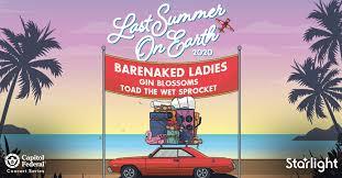 <b>Barenaked Ladies</b> at Starlight Theatre - Starlight June 25 at 7:30 p.m.
