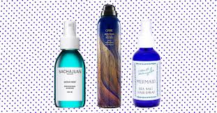 The <b>9</b> Best <b>Beach</b> Sprays for Every Hair Texture | Teen Vogue