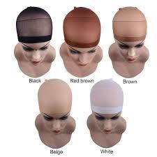 Hairnet Wig Cap Hair Net For <b>Weave 2 Pieces</b>/Pack Hair Wig Nets ...