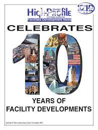 bg 125th anniversary by jaimee greenawalt issuu high profile monthly 10th anniversary issue