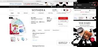 "How <b>Sephora</b> ""sucks"" all <b>my</b> money through great UX and psychology"