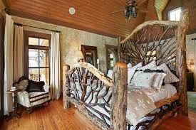 metal bedroom sets photo 1 awesome tree trunk table 1
