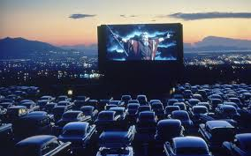Image result for the old tyme drive-in movies