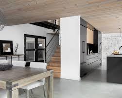 modern kitchen setup: saveemail catlin stothers design bcec  w h b p modern kitchen