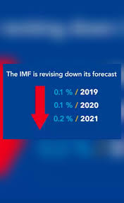 IMF cuts global growth forecast for 2020-21 over slowdown in India ...