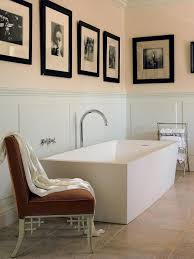 arts crafts bathroom vanity: arts crafts bathrooms pictures ideas tips from hgtv contemporary master bathroom with spa tub