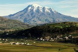 Resultado de imagen para el chimborazo es la montaña mas alta del mundo