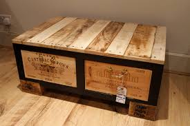 wooden cool coffee table has an exclusive appearance chest coffee table multifunction furniture