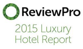 ReviewPro's 2015 <b>Top Luxury</b> Hotel & <b>Brand</b> Report