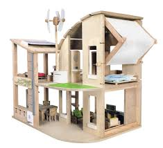 Amazon com  Plan Toys The Green Dollhouse   Furniture  plan    Amazon com  Plan Toys The Green Dollhouse   Furniture  plan toys  Toys  amp  Games
