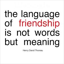 true meaning friendship  awrothenbergfundorg true meaning friendship