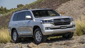 Toyota Land Cruiser получил спецверсию Sahara Horizon: Яндекс ...