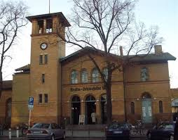 Berlin-Lichterfelde West station