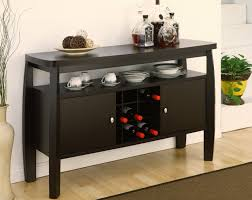 full size of storage appealing rectangle black solid mahogany wood wine storage table steel pull awesome black painted mahogany