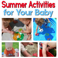 The Best <b>Summer</b> Activities for <b>Babies</b> - Mommy's Bundle