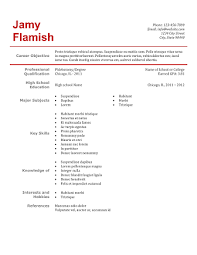phlebotomy resume simple red clean phlebotomy resume