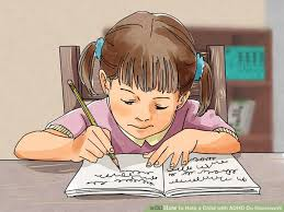 Ways to Help a Child with ADHD Do Homework   wikiHow wikiHow