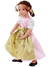 Кукла Актриса Врони (VRONI), 50 см, <b>Gotz</b>