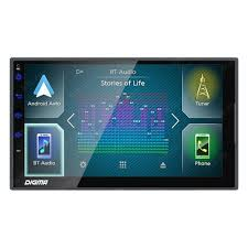 <b>Автомагнитола Digma DCR-610 2DIN</b> 4x50Вт — купить, цена и ...