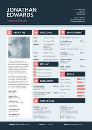 flat style resume cv on behance i thought i d translate a user interface style into a modern resume cv design