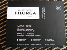 Отзыв о <b>Набор</b> для пилинга в 3 этапа <b>Filorga Meso</b>-Peel | Пилинг ...