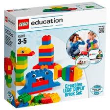 «LEGO Education PreSchool 45019 Конструктор. <b>Кирпичики</b> ...