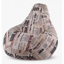 Отзывы о <b>Кресло</b>-<b>мешок Пуфофф</b> Newspaper XXL