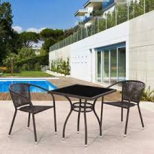 <b>Комплект мебели</b> из искусственного ротанга Milton-2 - цена ...
