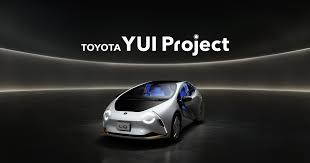 TOYOTA <b>YUI</b> Project