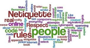 Image result for netiquette