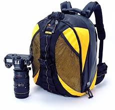<b>Lowepro Dryzone</b> 200 Waterproof <b>Backpack</b> - Yellow: Amazon.co.uk ...