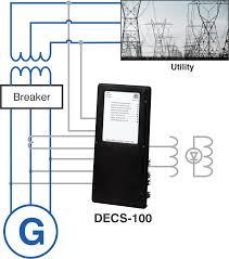 <b>DECS</b>-<b>100 Digital</b> Excitation Control System