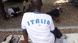 Risultati immagini per centro di Genova immigrati