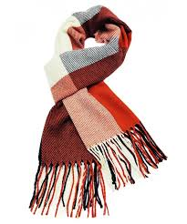 Cashmere Feel <b>Scarf Women Winter Scarves</b> Warm Solid <b>Plaid</b> ...