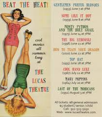 summer movies at the lucas lucas theatre savannah ga summermovies2013card