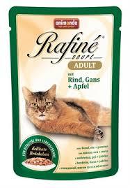 <b>Animonda</b> - <b>Паучи</b> для взрослых кошек (с говядиной, мясом гуся и ...