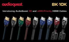 Новая линейка <b>HDMI</b>-<b>кабелей AudioQuest</b>