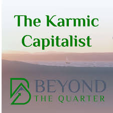 Karmic Capitalist Conversations - businesses with purpose